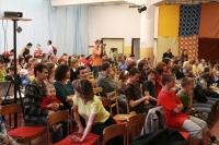 Koncert Trnávka - obecenstvo
