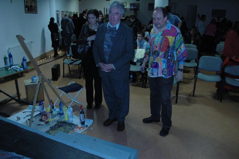 O. Srholec a Daniel Hevier